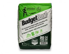 BudgetSorb absorbent floor sweep 20L