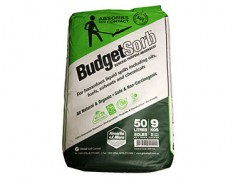 BudgetSorb absorbent floor sweep 50L