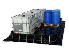 Portable containment bund heavy duty 4m x 2.4m