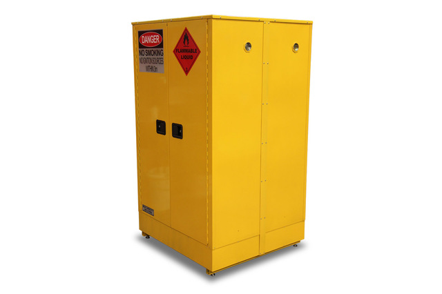 Large Flammable Safety Cabinets 350l Capacity