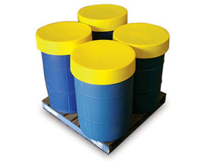 Drum protector lids - Global Spill Control