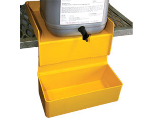 Save a drip two part catchment tray