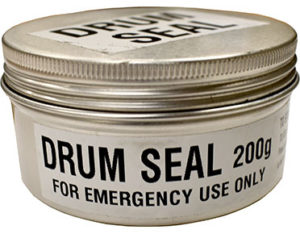 Drum seal inert clay 200g