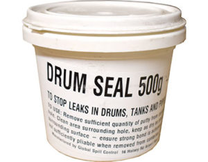 Drum seal inert clay 500g