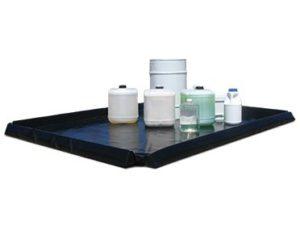 Spill mats