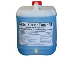 Global grease cutter degreaser non-phosphorous