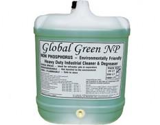 Global Green quick break detergent 20L