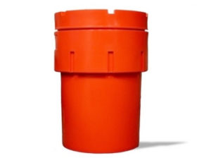 Hazspill waste recovery drum 350L