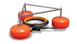 Marine spill equipment