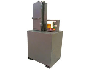 Oil filter crusher - 15 tonne