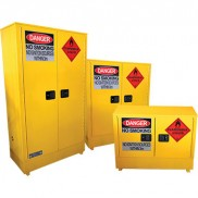 Safety cabinets and dangerous goods storage