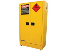 Flammable liquids safety storage cabinet 250L