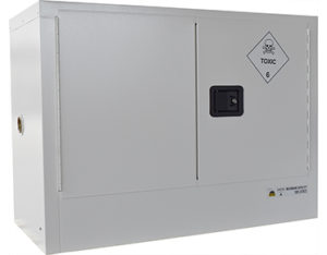 Toxic substances cabinet 100L