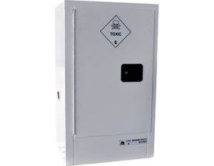 60L toxic substance safety cabinet