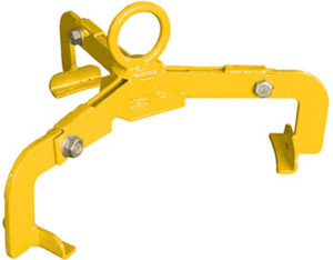 3 point latch forklift drum lifter for single 205L drum