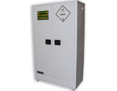 Safety cabinets - pesticides