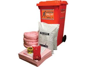 Hazchem spill response kit budget