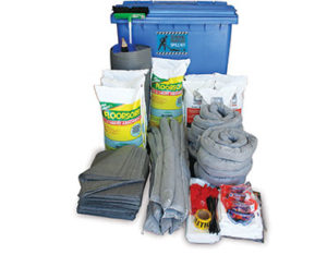 Universal spill kit - large capacity