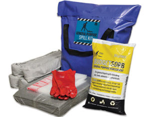 Spill kit general purpose large truck - SKGPT