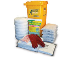 Oil spill response kit