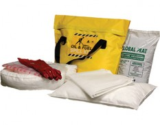 Spill kit – truck oil spill kit 37L absorbent capacity