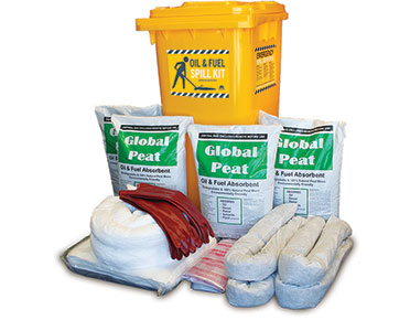 Fuel spill kits