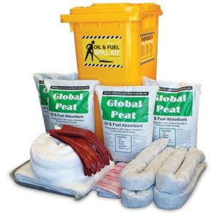 Spill kits - oil and fuel outdoor