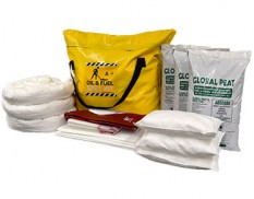 Spill kit - oil and fuel large truck 95L