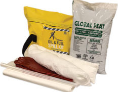 Spill kit - oil and fuel mini truck 26L