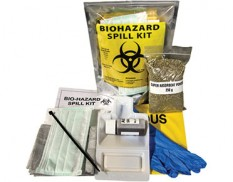 Biohazard spill kit 2L