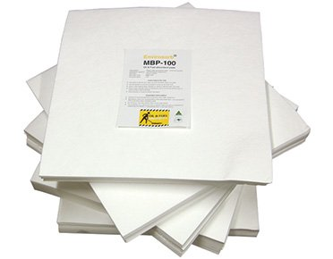 Oil sorbent pads - heavy duty
