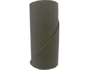 Universal absorbent roll low lint