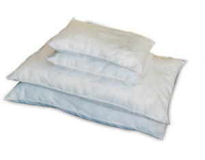 Oil absorbent pillow - large