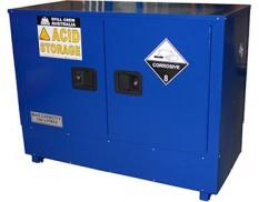 Corrosive substances safety storage cabinet 100L