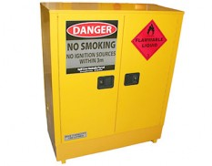 Flammable liquids safety storage cabinet 160L