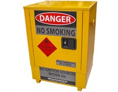 Flammable liquids safety storage cabinet 50L