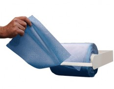 WorkTuff industrial absorbent wipes