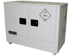 Toxic substances safety storage cabinet 100L