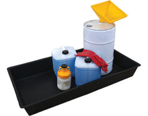 Spill and drip tray large