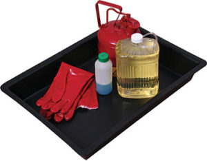 Spill and drip tray small