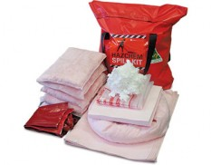 Chemical spill kit bag 62 litre absorbent capacity