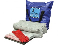 General purpose spill kit bag 40L - SKGPPP