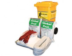 Oil and fuel spill kits economy plus 135L