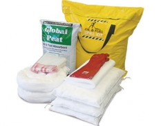 Spill kit - oil and fuel large bag 122L