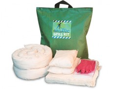 Oil spill kit organic cotton - 69L