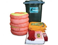 Water spill kit 250 litre absorbent capacity