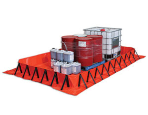 Portable containment bund - standard duty