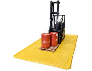 Bunded spill mat 6 x 3