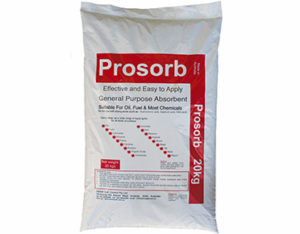 Prosorb general purpose absorbent powder 20kg