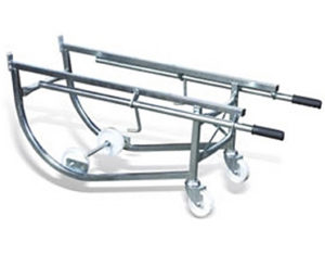 205L drum dispensing cradle